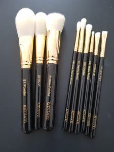 Joyce Connor Make Up Kit Stars MakeUp Brushes
